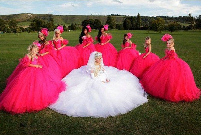abito da sposa, stile gipsy 25