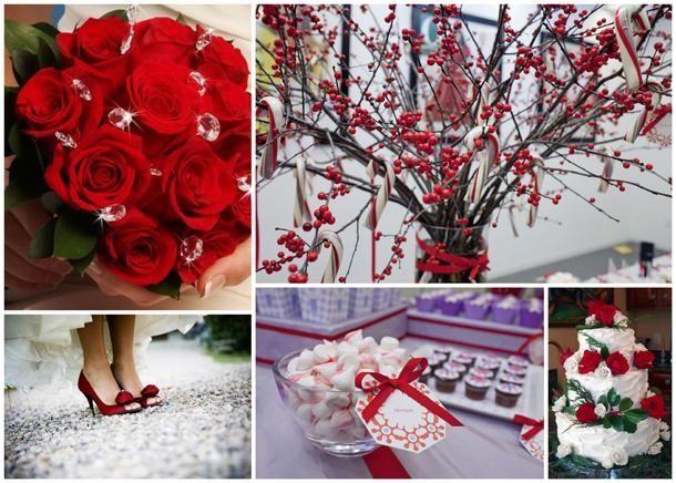 Matrimonio Natale Idee : Decorazioni nuziali matrimonio invernale natalizio