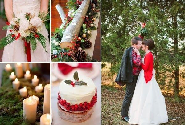 Partecipazioni Matrimonio Natalizio : Decorazioni nuziali matrimonio invernale natalizio