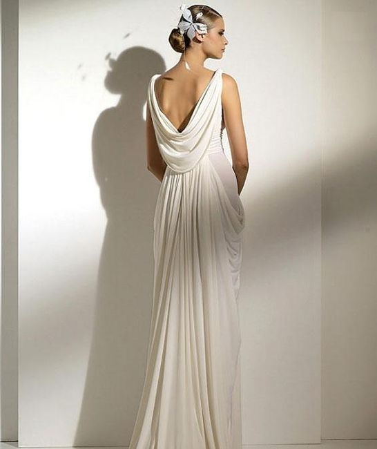 Ancient Greek Wedding Dresses Pictures Ideas Guide To: Stile Peplo (greco)