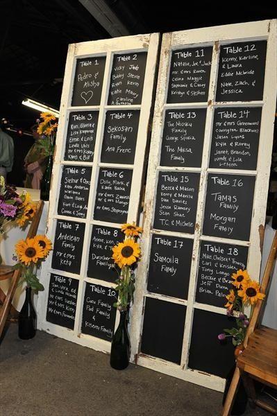 Tableau Matrimonio Girasoli : Tableau tema girasoli pagina organizzazione