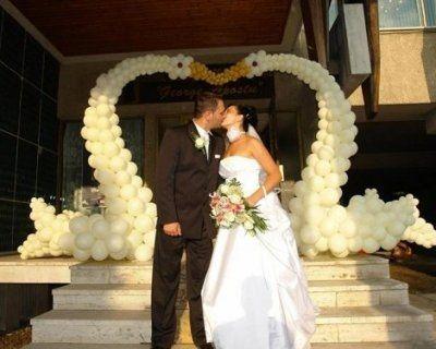 Decorazioni matrimonio fiabesco palloncini for Decorazioni nuziali