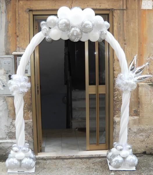 Bien connu Decorazioni matrimonio fiabesco - palloncini - Organizzazione  OX64