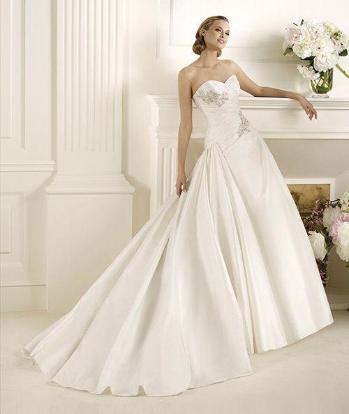 abito da sposa, stile redingote 19