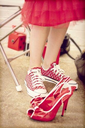 CLUB SPOSA ROCKABILLY , scarpe