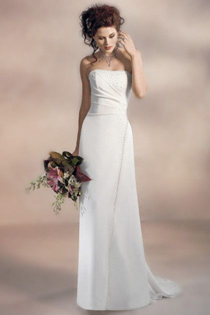 new products 8446f 8e7cd Abito da sposa 17 - stile tubino (colonna) - Pagina 6 - Moda ...