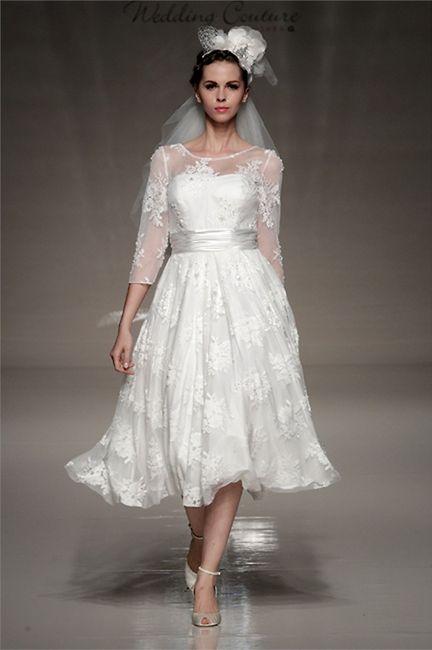 Abito da sposa 19 - stile longuette - Moda nozze - Forum ...