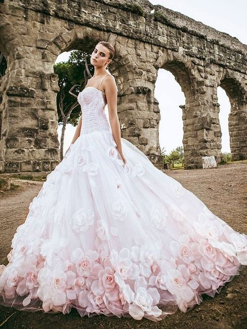 Abito Matrimonio Gipsy : Abito da sposa stile san valentino foto moda nozze