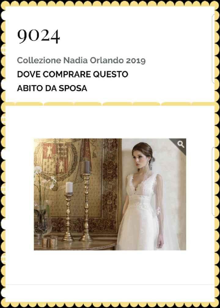 Abito Nadia Orlando - 1