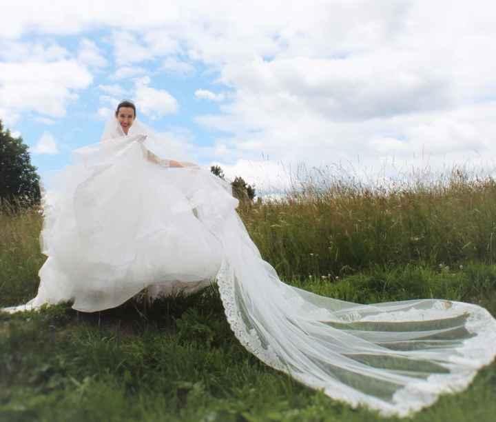 L'abito da sposa dei miei sogni 5