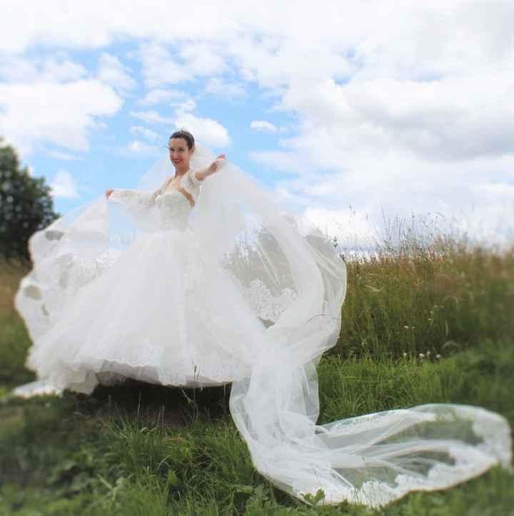 L'abito da sposa dei miei sogni 6