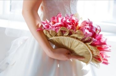 Bouquet a ventaglio 1