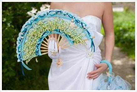 Bouquet a ventaglio 9