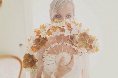 Bouquet a ventaglio 10