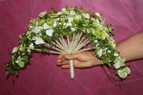 Bouquet a ventaglio 12