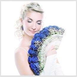 Bouquet a ventaglio 15