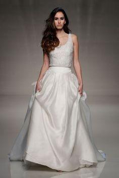 abito da sposa top