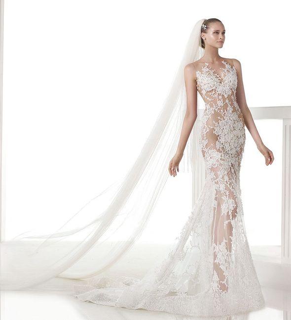 976cb63017fd Abito da sposa 26 - stile tattoo - Moda nozze - Forum Matrimonio.com