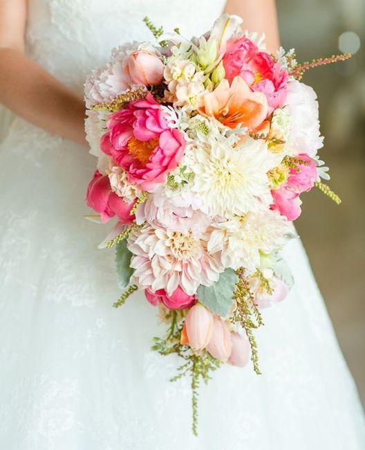 Bouquet a goccia 1