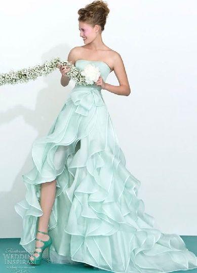 scelta abito da sposa in base al colore