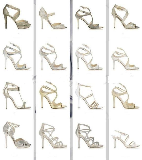 accessori da sposa - sandalo gioiello