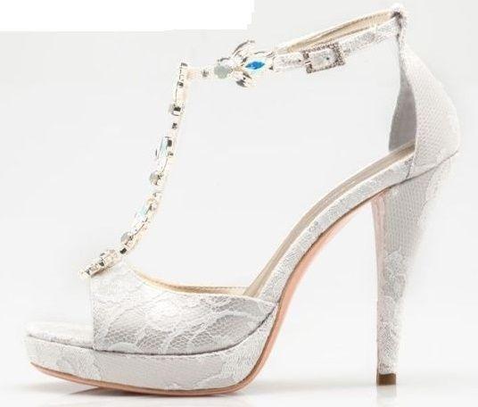 accessori da sposa - sandalo gioiello 1