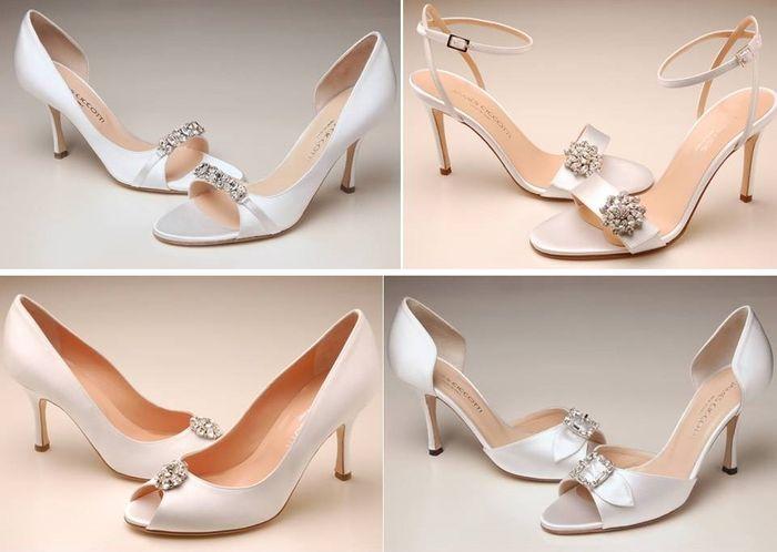 6b7b24e327e99 GUIDA AGLI ACCESSORI DA SPOSA 3 - le scarpe - Moda nozze - Forum ...