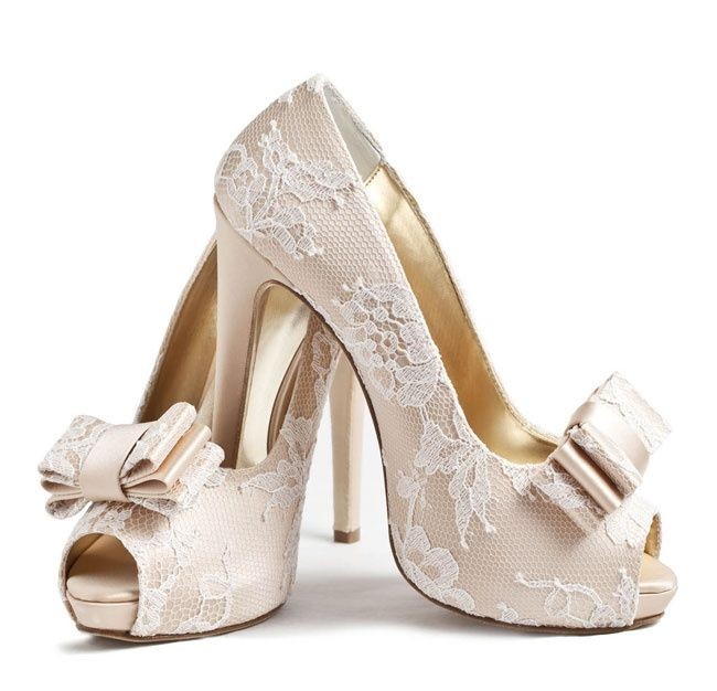 Scarpe Chanel Da Sposa
