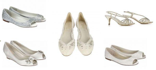 accessori da sposa - ballerine