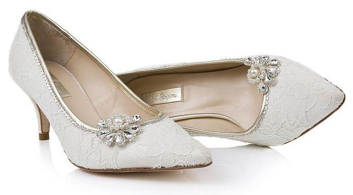 accessori da sposa - kitten heels