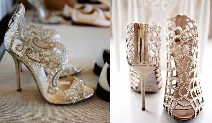 accessori da sposa - sandalo gioiello 3