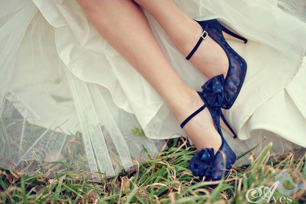 accessori da sposa - scarpa COLORATA 4
