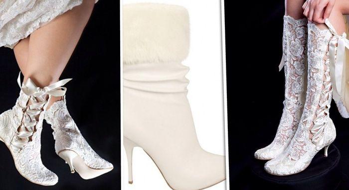 accessori da sposa - stivali