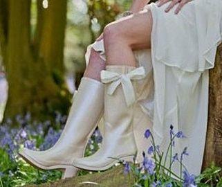 accessori da sposa - stivali 1