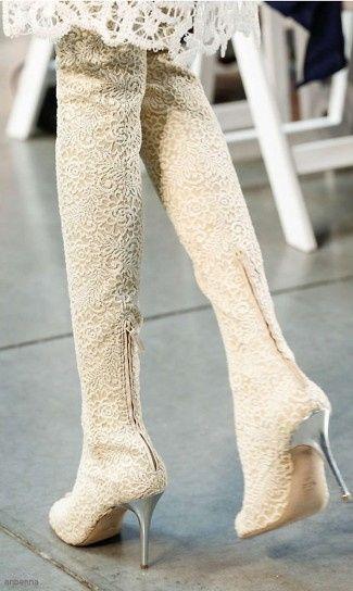 accessori da sposa - stivali 3