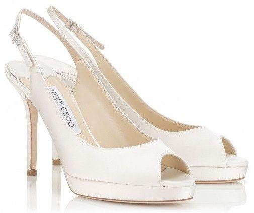 accessori da sposa - scarpa slingback