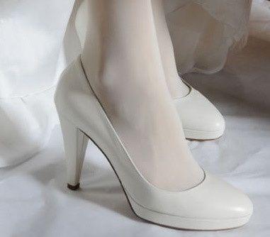 accessori da sposa - scarpa chiusa 2
