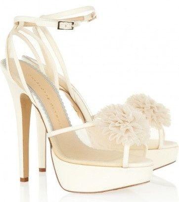 accessori da sposa - sandalo