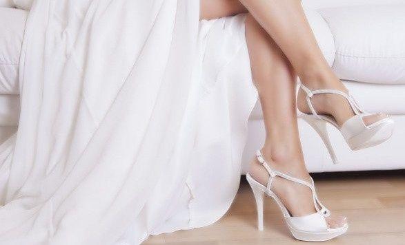 accessori da sposa - sandalo 3