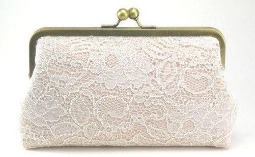 accessori da sposa , borsetta , clutch