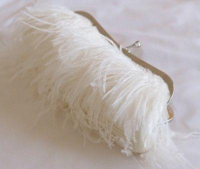 accessori da sposa , borsetta vintage 1