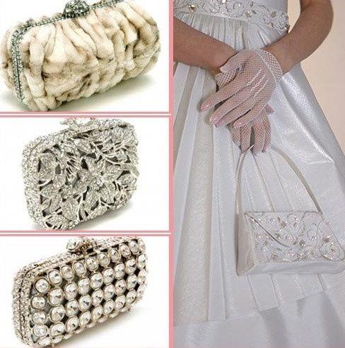 accessori da sposa , borsetta creativa 2