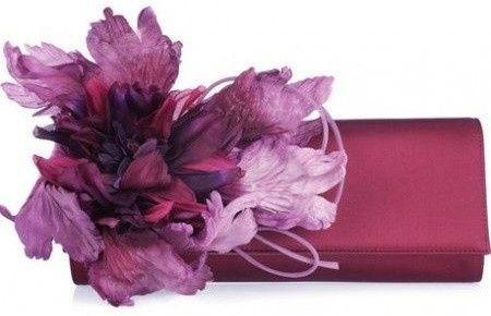accessori da sposa , borsetta colorata 3