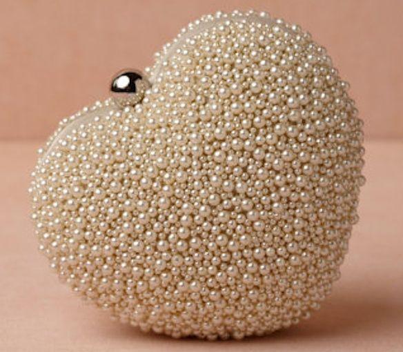 accessori da sposa , borsetta perle 3