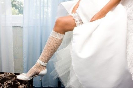 accessori da sposa - calzini