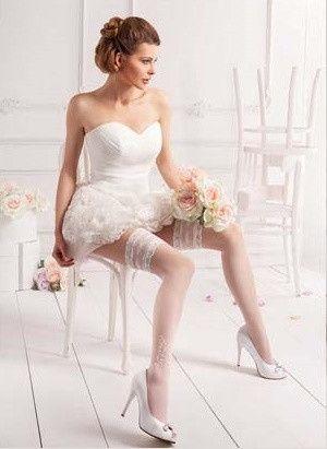 accessori da sposa - calze, autoreggenti 3
