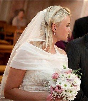 accessori da sposa - coprispalla ad anello 1