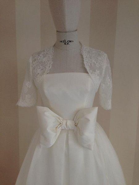 accessori da sposa , coprispalla , bolero 5