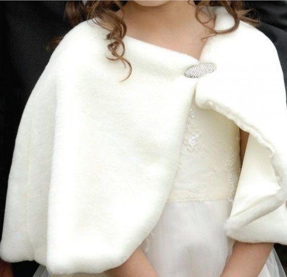 accessori da sposa , coprispalla , mantella corta 1