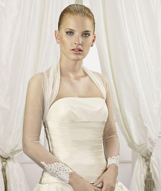 accessori da sposa , coprispalle 1